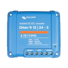 VICTRON ENERGY ORION-TR 12/12-9A(110W) KONVERTÖR GALVANIC ISOLA.