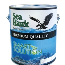 Sea Hawk Smart Solution metal-free zehirli boya