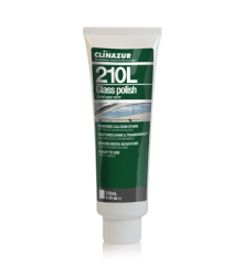 CLIN AZUR -210L- CAM PARLATICI/GLASS POLISH 250 ML